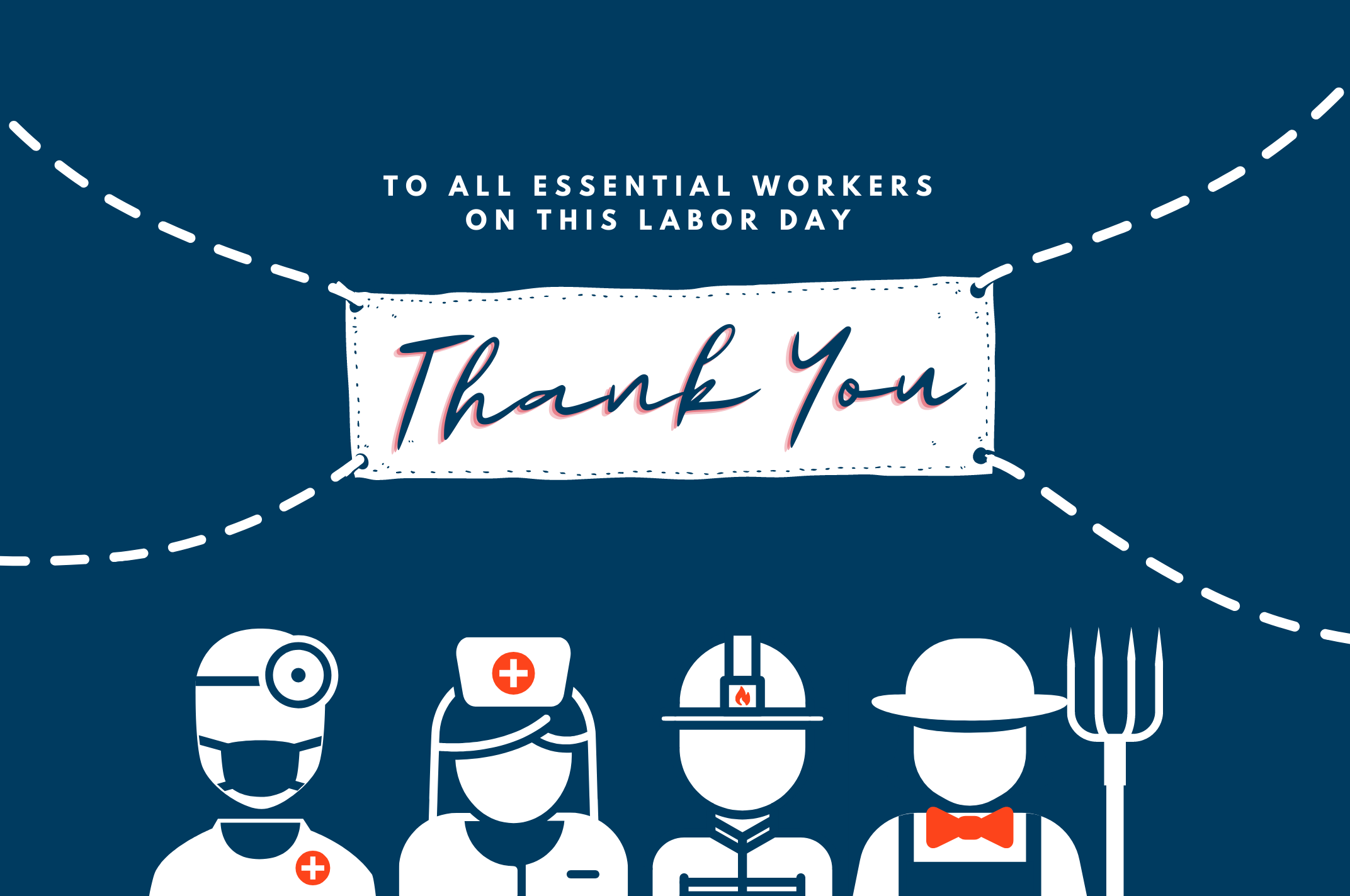 Thank You, Essential Workers | Simplifying The Market